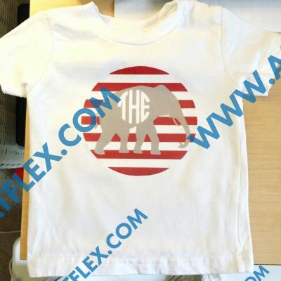 White Printable Heat Transfer Vinyl